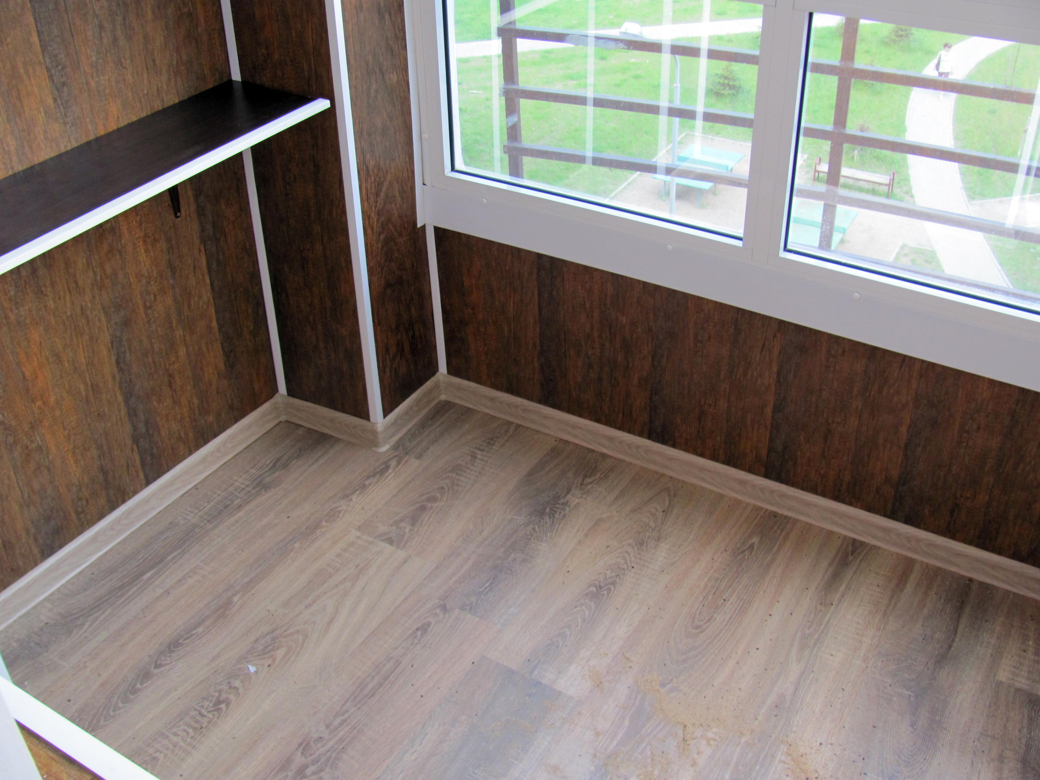 Отделка балкона мдф панелями своими руками: фото и видео инс.
